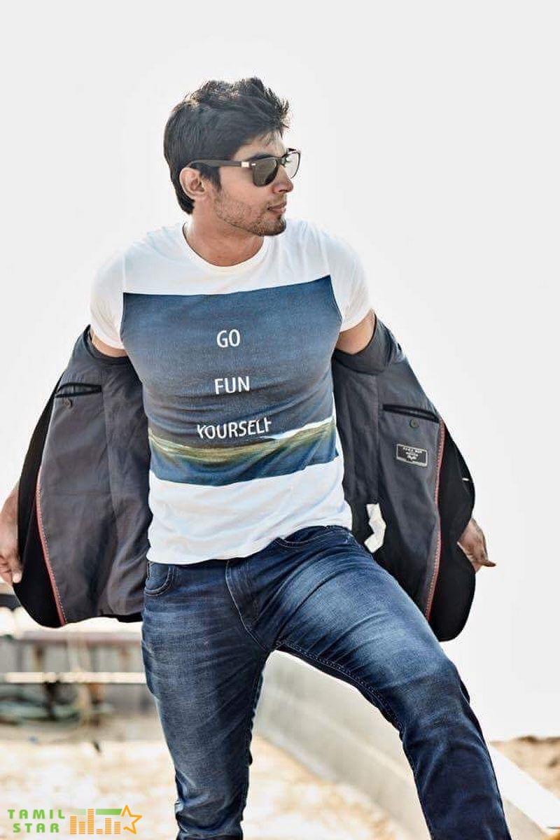 Actor Tharshan Stills (6)