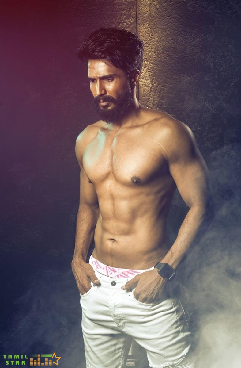 Actor Vishnu Vishal Latest Stills (3)