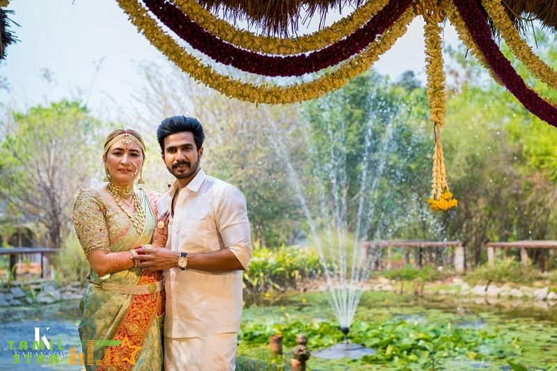 Actor Vishnu Vishal and Gutta Jwala Wedding Photos (1)