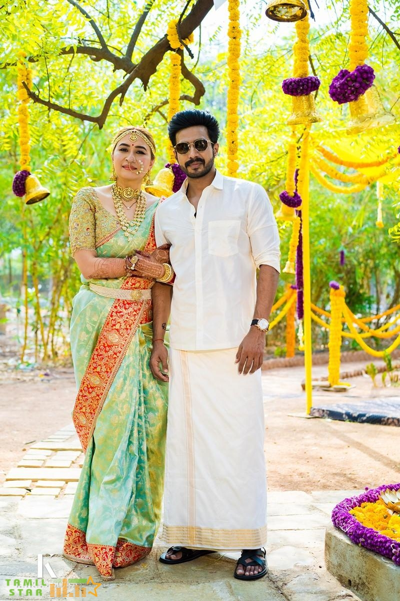 Actor Vishnu Vishal and Gutta Jwala Wedding Photos (2)
