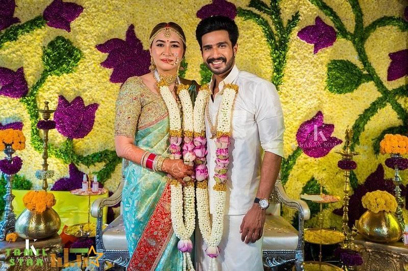 Actor Vishnu Vishal and Gutta Jwala Wedding Photos (4)
