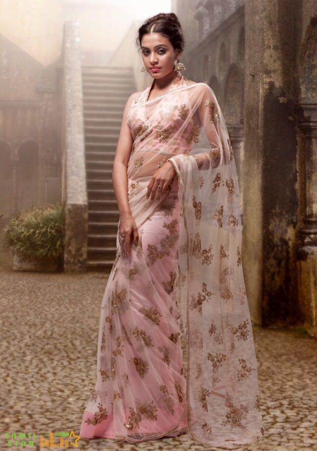 Actress Ashwini Chandrashekar Stills (3)