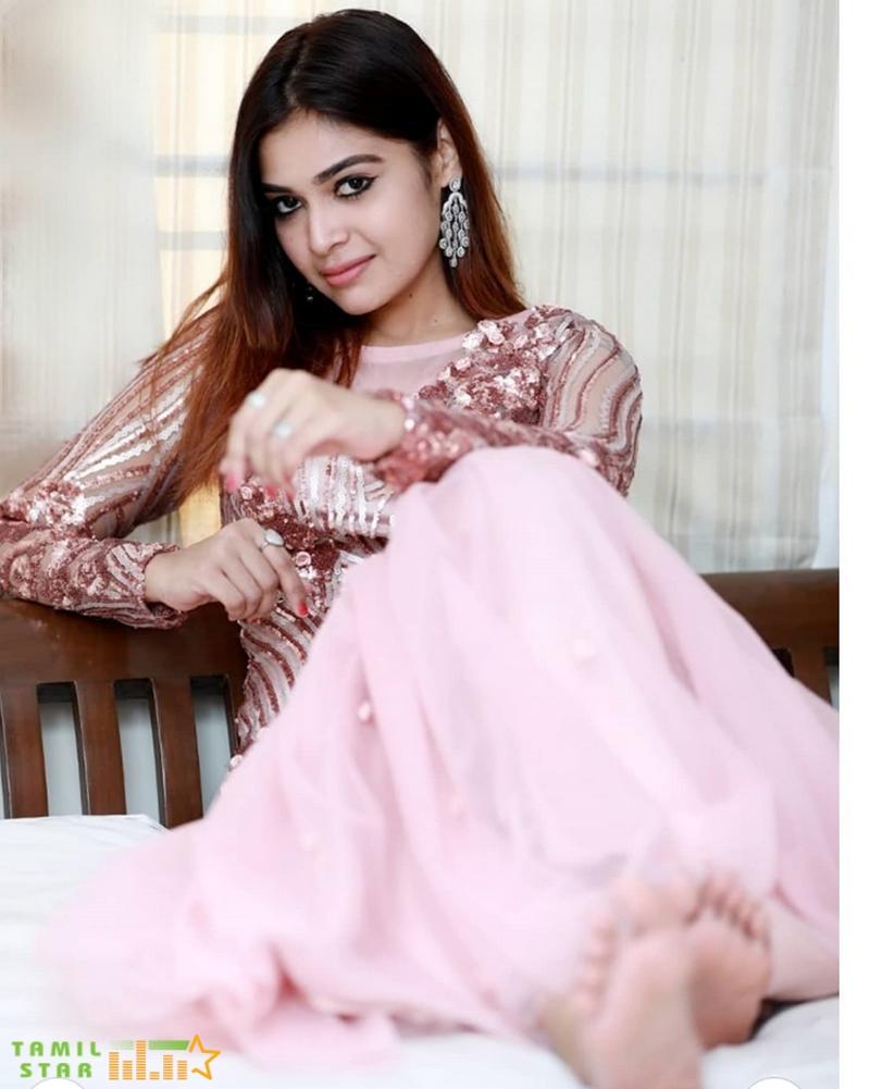 Actress Dharsha Gupta Photos (3)