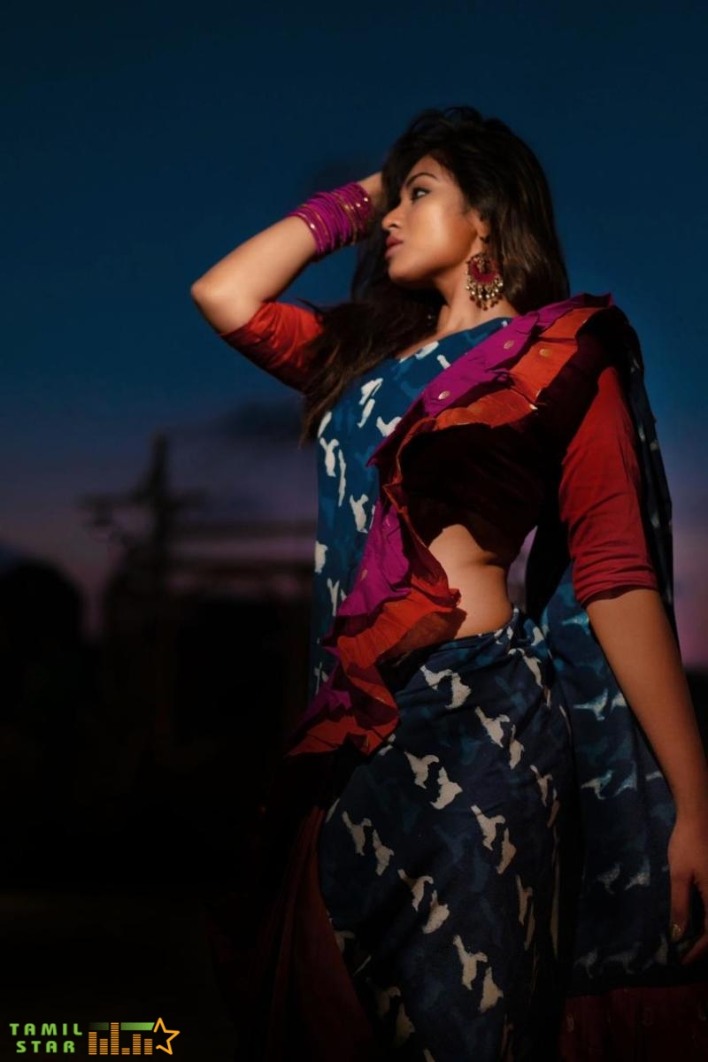 Actress Indhuja‬ Latest Photo Shoot (1)