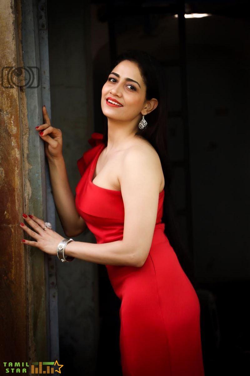 Actress Komal Sharma Photos (4)