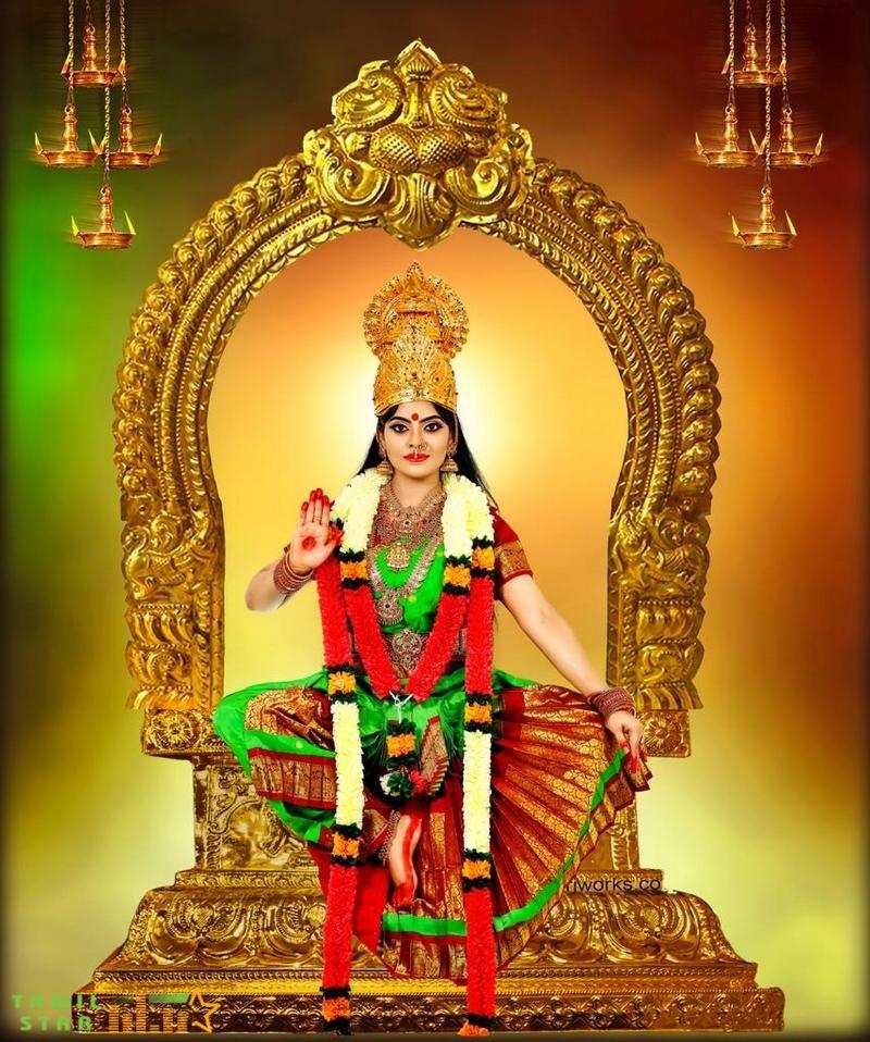 Actress Yamuna Chinnadurai Photos (3)