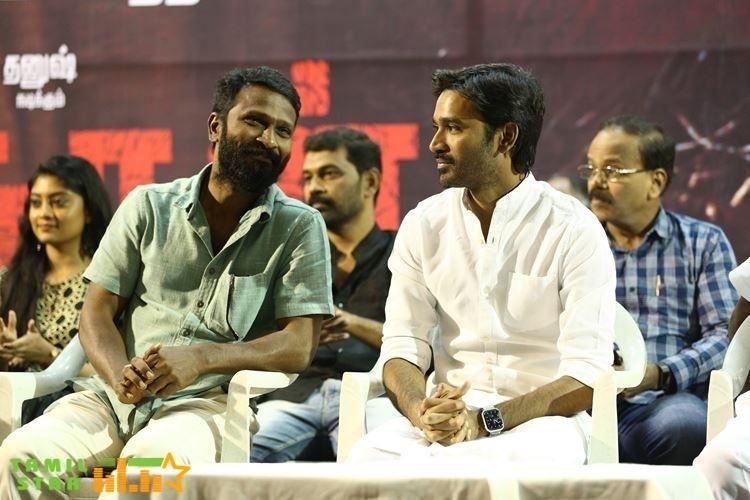 Asuran Movie Success Meet Stills (1)