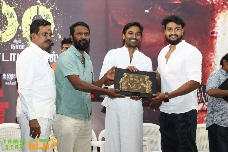 Asuran Movie Success Meet Stills (31)