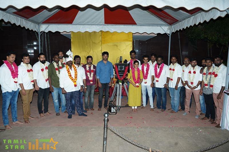 Black Sheep Tamil Production No1 Pooja Stills (1)