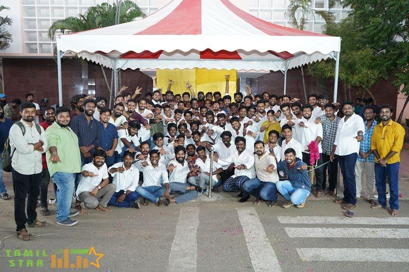 Black Sheep Tamil Production No1 Pooja Stills (3)