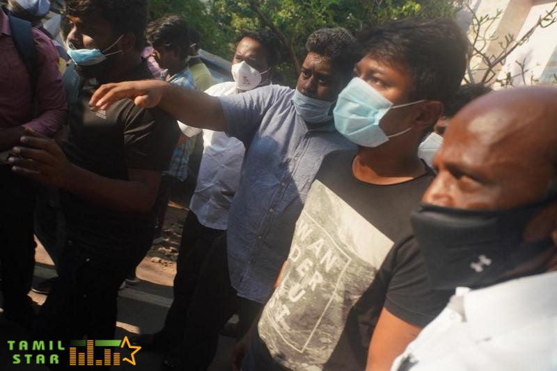 Celebrities Pay Last Respect To Legendary Actor Vivek (2)