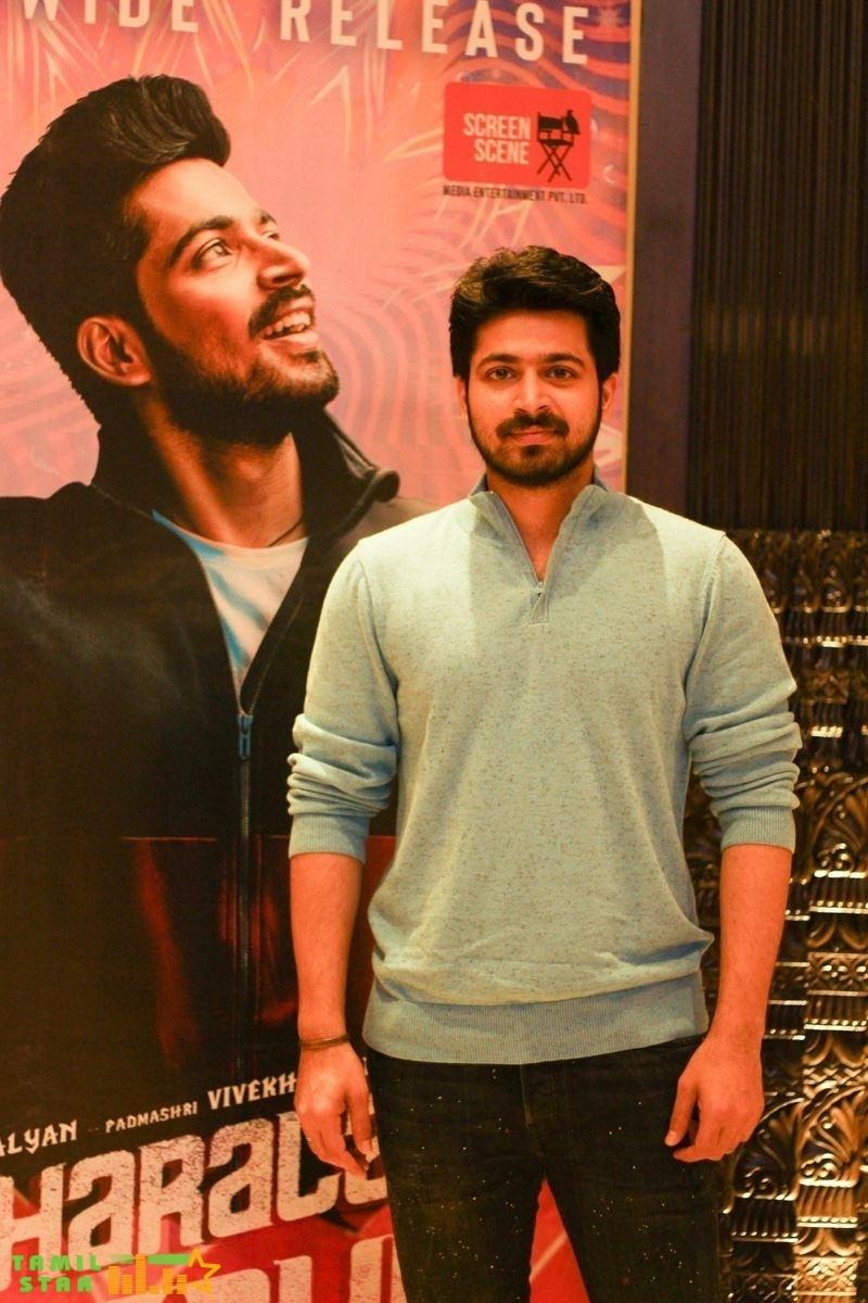 Dharala Prabhu Movie Press Meet Stills (30)