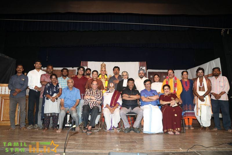 Event Stills of First Sequel Tamil Stage Show Madhuvanthi Ms Perumaale 2 (6)