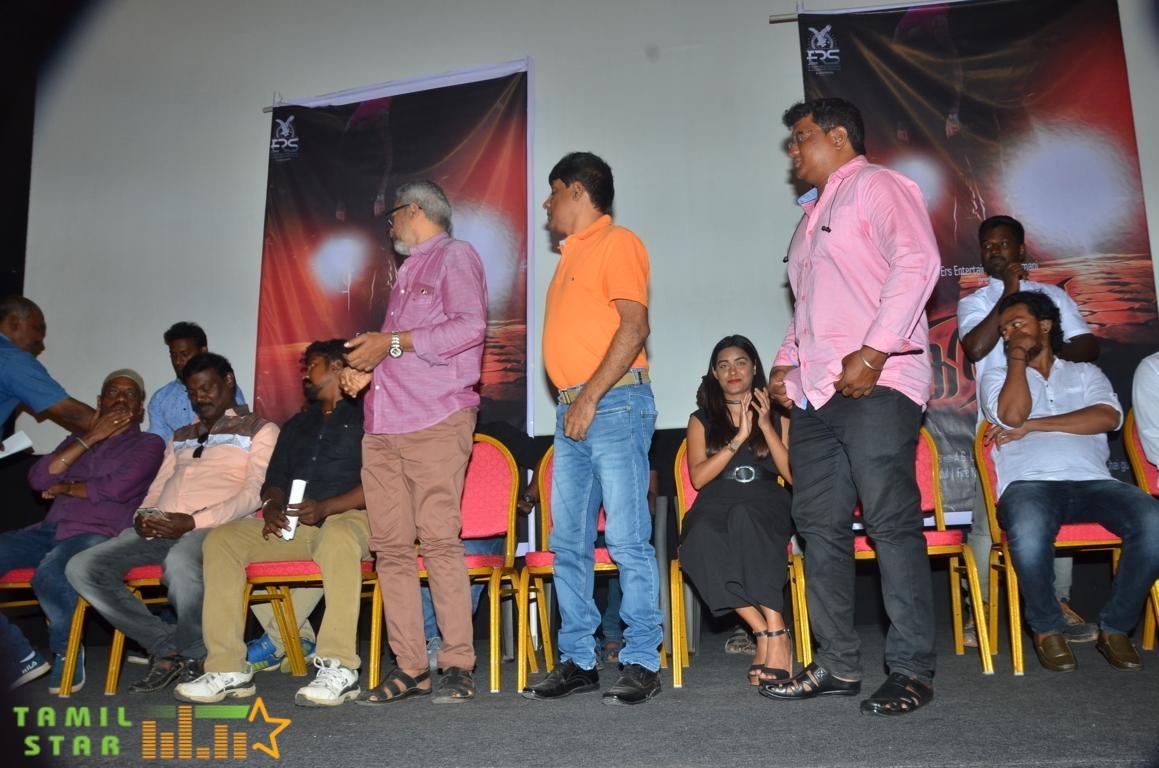 Irava Iravu Movie Press Meet (19)