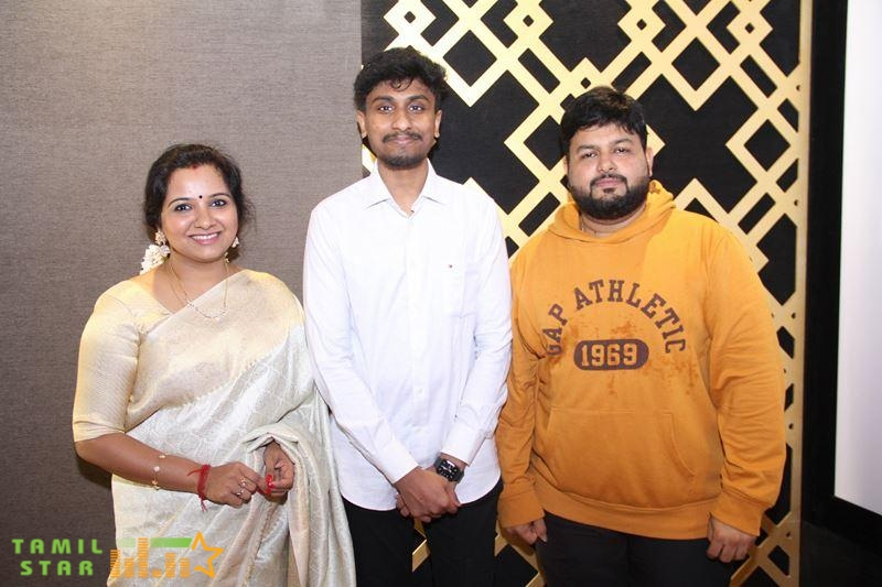 Launch of Studio UNO Records By Music dir S Thaman and Singer Mahathi as Guest of Honour (14)