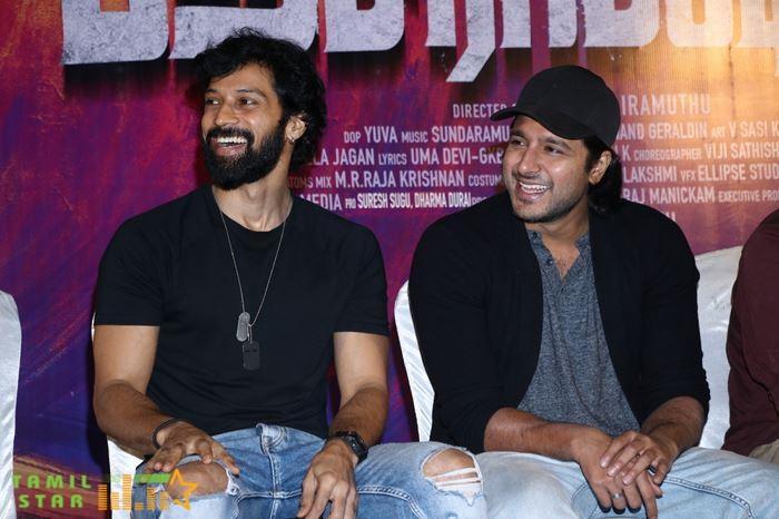 Pancharaaksharam Movie Press Meet Stills (1)