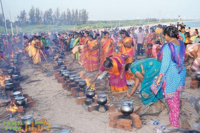 Pongal celebrated with Kalappai Makkal Iyakkam Photos (10)