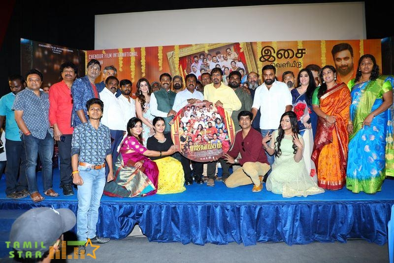 Raajavamsam Movie Audio Launch Stills (20)