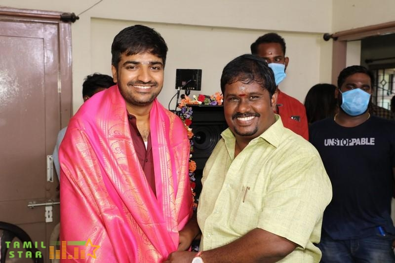 Sunny Leon and Sathish New Movie Launch (12)