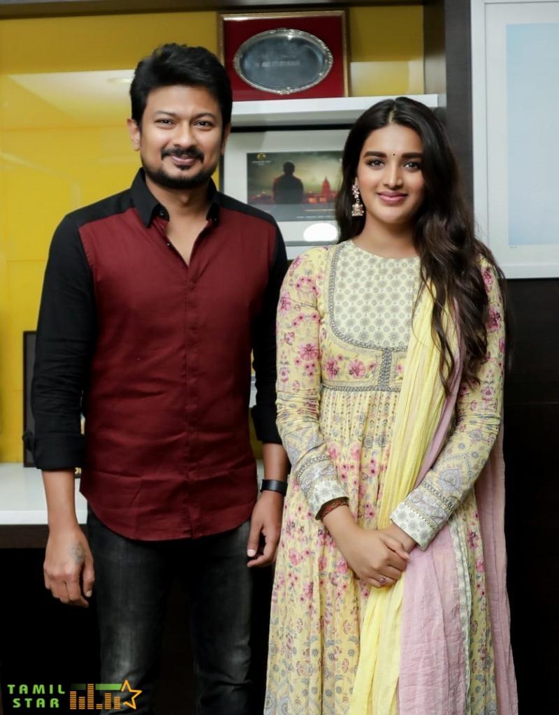 Udhayanidhi Stalin and Magizh Thirumeni New Movie Launch (2)