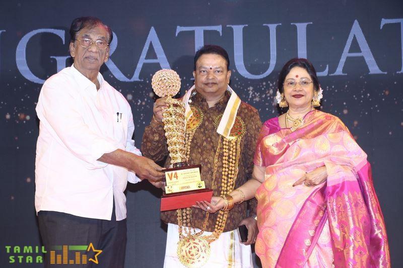 V4 MGR Sivaji Academy Awards 2020 Photos (91)
