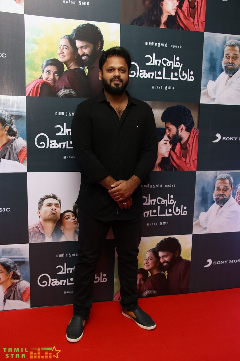Vaanam Kottattum Movie Audio Launch (22)