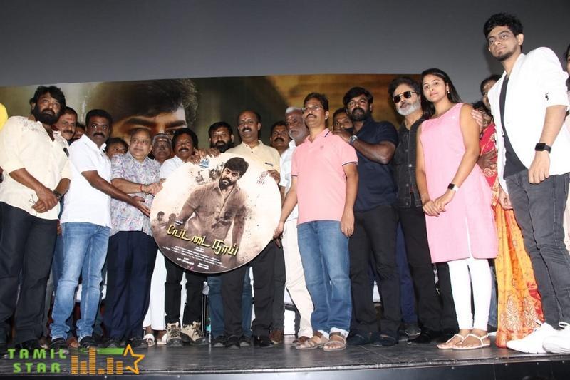 Vettai Naai Movie Audio launch (11)