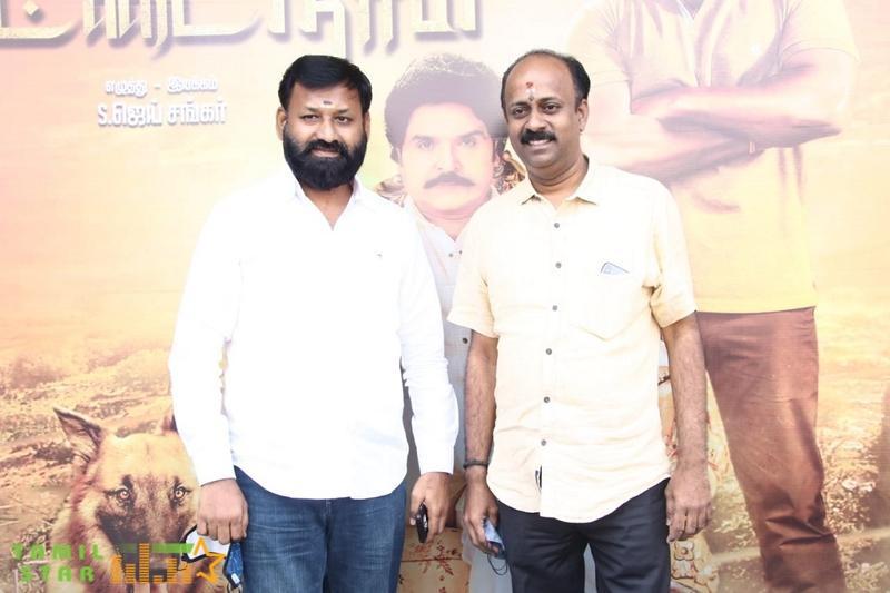 Vettai Naai Movie Audio launch (12)